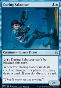 Daring Saboteur - Commander Legends