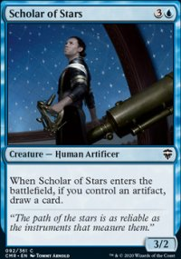 Scholar of Stars - Commander Legends