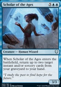 Scholar of the Ages -
