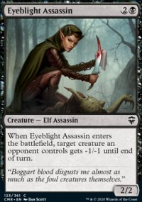 Eyeblight Assassin - Commander Legends