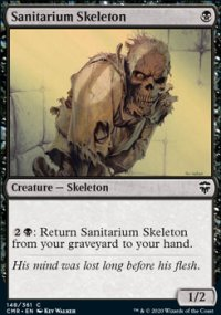 Sanitarium Skeleton - Commander Legends