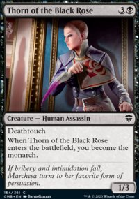Thorn of the Black Rose -