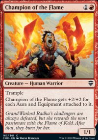 Champion of the Flame - Commander Legends
