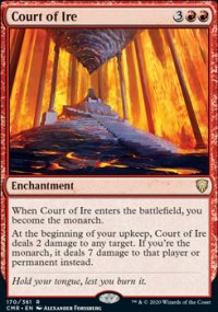 Court of Ire 1 - Commander Legends
