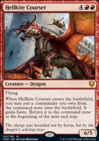Hellkite Courser 1 - Commander Legends