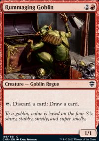 Rummaging Goblin - Commander Legends