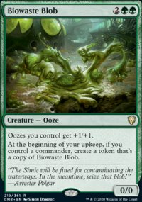 Biowaste Blob 1 - Commander Legends
