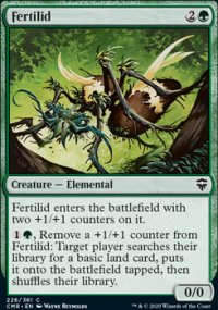 Fertilid - Commander Legends