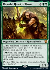 Kamahl, Heart of Krosa 1 - Commander Legends