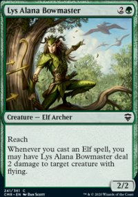 Lys Alana Bowmaster - Commander Legends