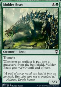 Molder Beast - Commander Legends