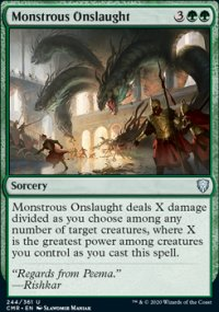 Monstrous Onslaught -