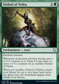 Ordeal of Nylea -
