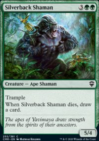 Silverback Shaman - Commander Legends