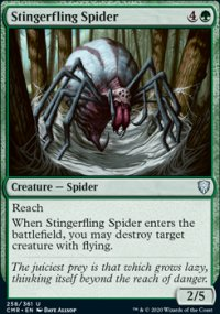 Stingerfling Spider - Commander Legends