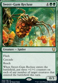 Sweet-Gum Recluse 1 - Commander Legends