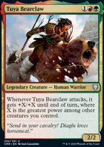 Tuya Bearclaw 1 - Commander Legends