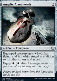 Angelic Armaments - Commander Legends