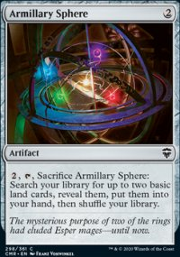 Armillary Sphere - Commander Legends
