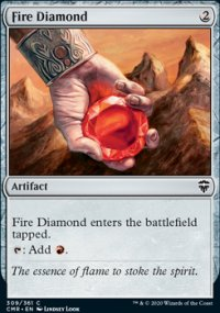Fire Diamond - Commander Legends
