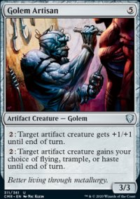 Golem Artisan - Commander Legends