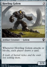 Howling Golem - Commander Legends