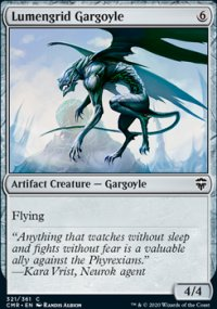Lumengrid Gargoyle - Commander Legends