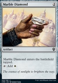 Marble Diamond - Commander Legends