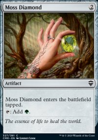 Moss Diamond - Commander Legends