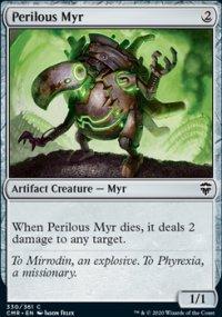 Perilous Myr - Commander Legends