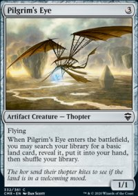 Pilgrim's Eye - Commander Legends