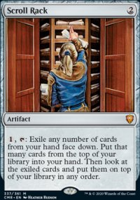 Scroll Rack 1 - Commander Legends
