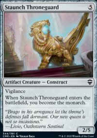 Staunch Throneguard -