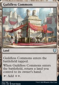 Guildless Commons -
