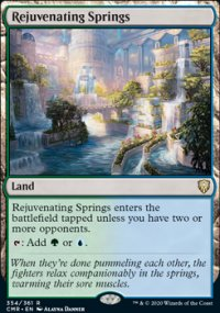 Rejuvenating Springs 1 - Commander Legends