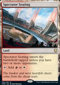 Spectator Seating 1 - Commander Legends