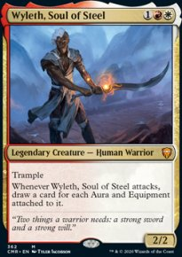 Wyleth, Soul of Steel - Commander Legends