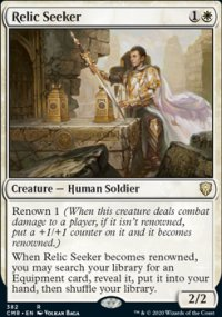 Relic Seeker - Commander Legends
