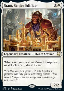 Sram, Senior Edificer - Commander Legends