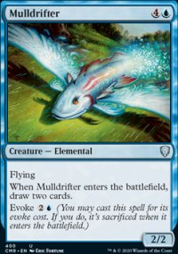 Mulldrifter 1 - Commander Legends