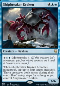 Shipbreaker Kraken - Commander Legends