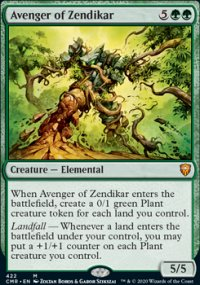 Avenger of Zendikar - Commander Legends