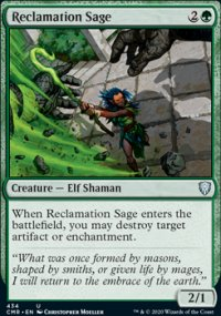 Reclamation Sage 2 - Commander Legends