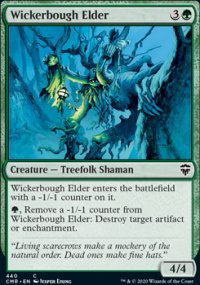 Wickerbough Elder - Commander Legends
