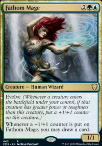 Fathom Mage - Commander Legends