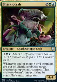 Sharktocrab - Commander Legends
