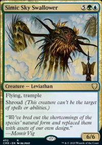 Simic Sky Swallower - Commander Legends