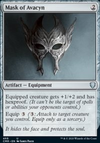 Mask of Avacyn - Commander Legends