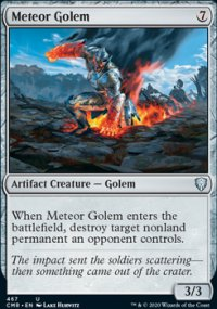 Meteor Golem 2 - Commander Legends