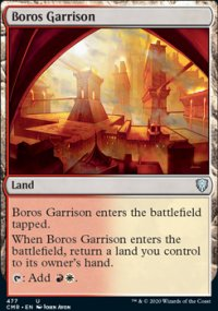 Boros Garrison - Commander Legends